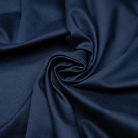 Tissu denim chino bleu patriote x 10cm