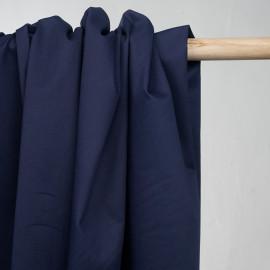 Tissu denim chino bleu patriote - pretty mercerie - mercerie en ligne