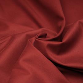 Tissu denim chino rouge de pompei x 10cm