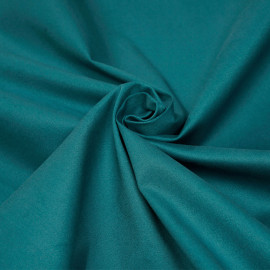 Tissu denim chino bleu colonial x 10cm