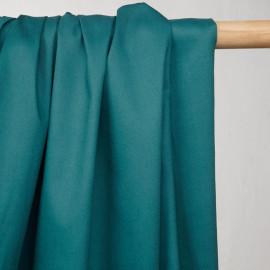 Tissu denim chino bleu colonial - pretty mercerie - mercerie en ligne