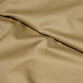 Tissu denim chino beige x 10cm