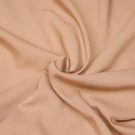 Tissu proviscose beige x 10 cm