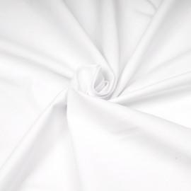 Tissu denim chino blanc - pretty mercerie - mercerie en ligne