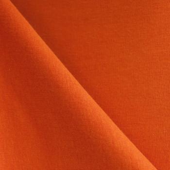 Tissu sweat carotte