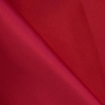 Doublure polyester carmin