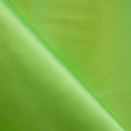 Doublure polyester vert anis x 10cm