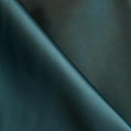 Doublure polyester vert de chrome x 10cm