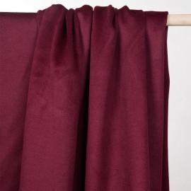 Tissu drap de laine cordovan - pretty mercerie - mercerie en ligne
