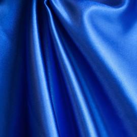 Doublure polyester bleu roi