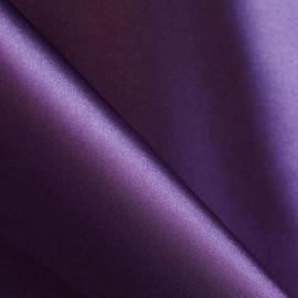 Doublure polyester aubergine