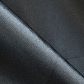 Doublure polyester gris ardoise x 10cm
