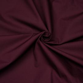 Tissu popeline de coton rhododendron x 10cm