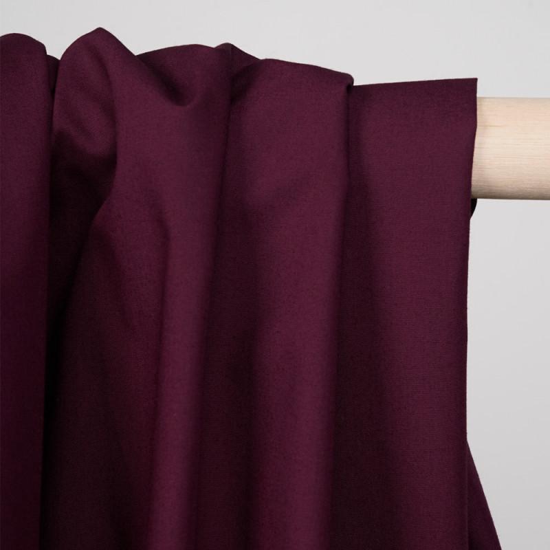 Tissu popeline de coton rhododendron - pretty mercerie - mercerie en ligne