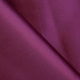 Doublure polyester violet de bayeux x 10cm