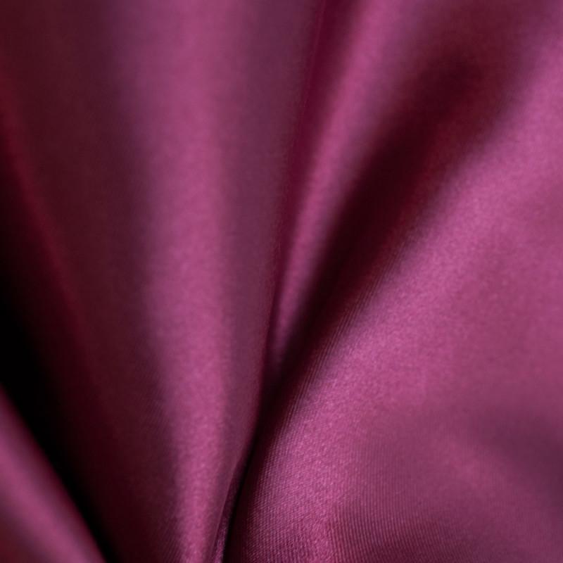 Doublure polyester violet de bayeux