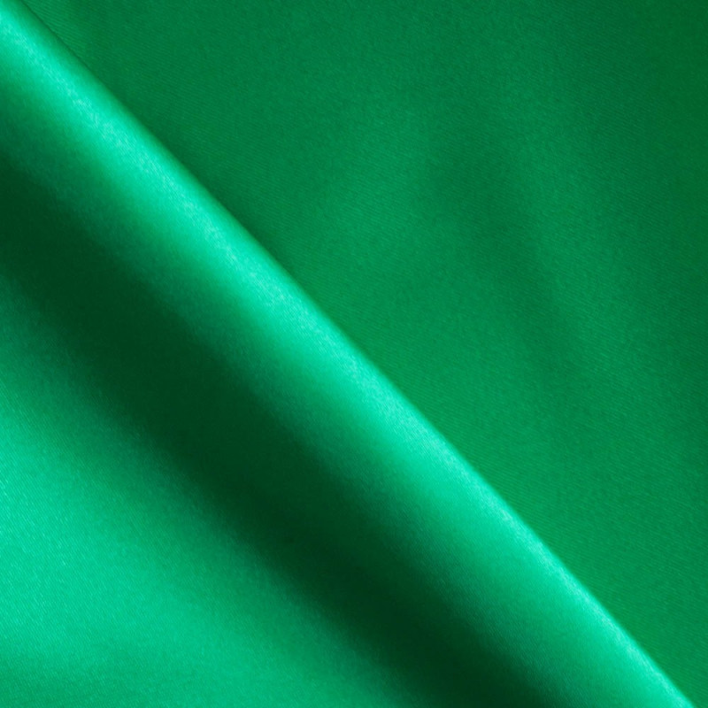 Doublure polyester vert émeraude