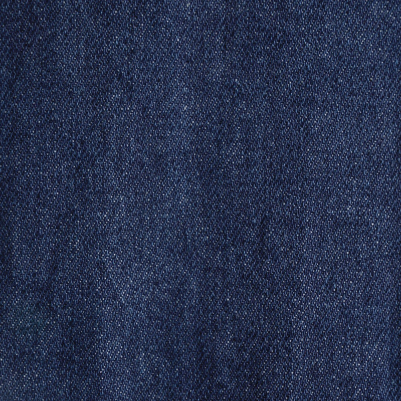 Tissu denim bio-stone washed bleu estate - pretty mercerie - mercerie en ligne