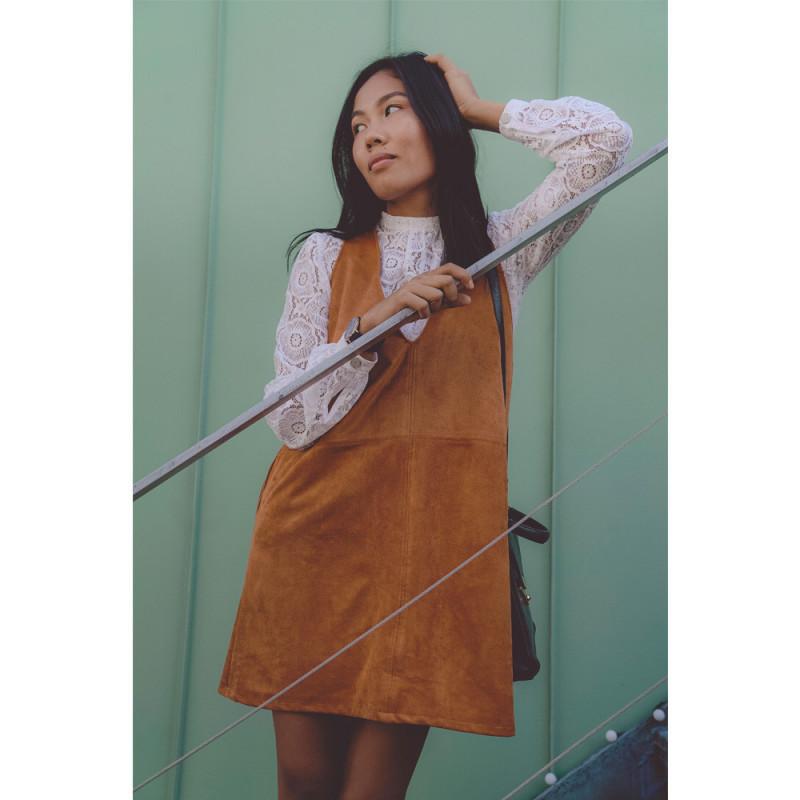 Robe Akita - pretty patron - patron  de couture - pretty mercerie - mercerie en ligne