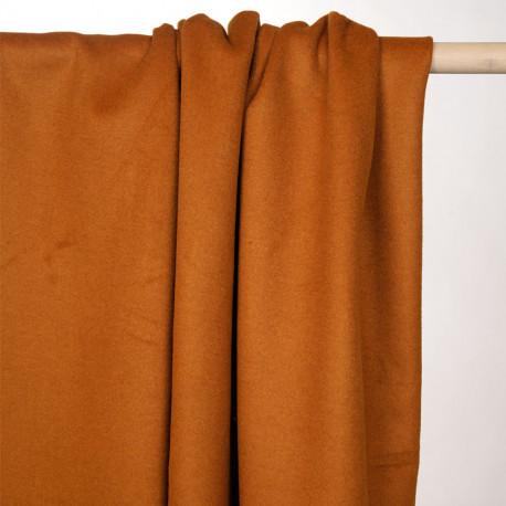 Tissu lainage fauve  - pretty mercerie - mercerie en ligne
