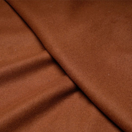 Tissu lainage ginger bread x 10cm