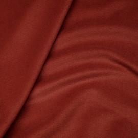 Tissu drap de laine cinnabar x 10cm