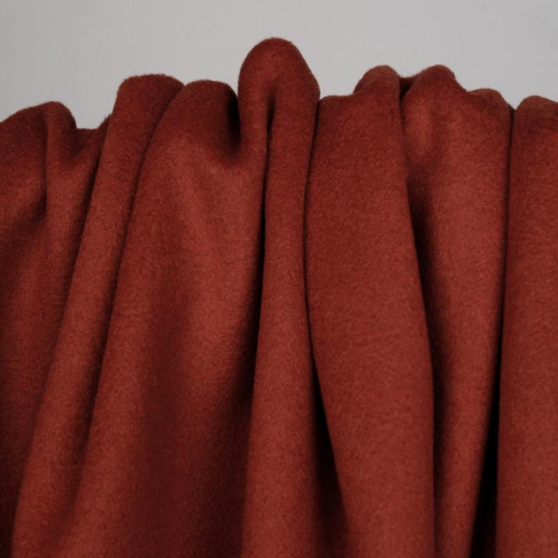 Tissu drap de laine cinnabar  - pretty mercerie - mercerie en ligne