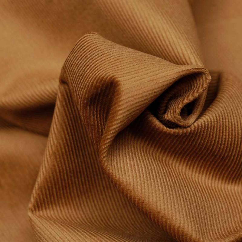 Tissu velours milleraies osmanish - pretty mercerie - mercerie en ligne