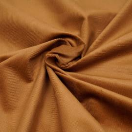 Tissu velours milleraies osmanish x 10 cm