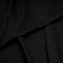 Tissu Prince de Galles gris et noir x 10 cm