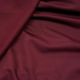 Tissu de sport stretch respirant bordeaux x 10cm