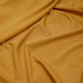 Tissu de sport stretch respirant moutarde x 10cm