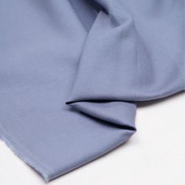 Tissu lin et viscose blue ice  X 10CM