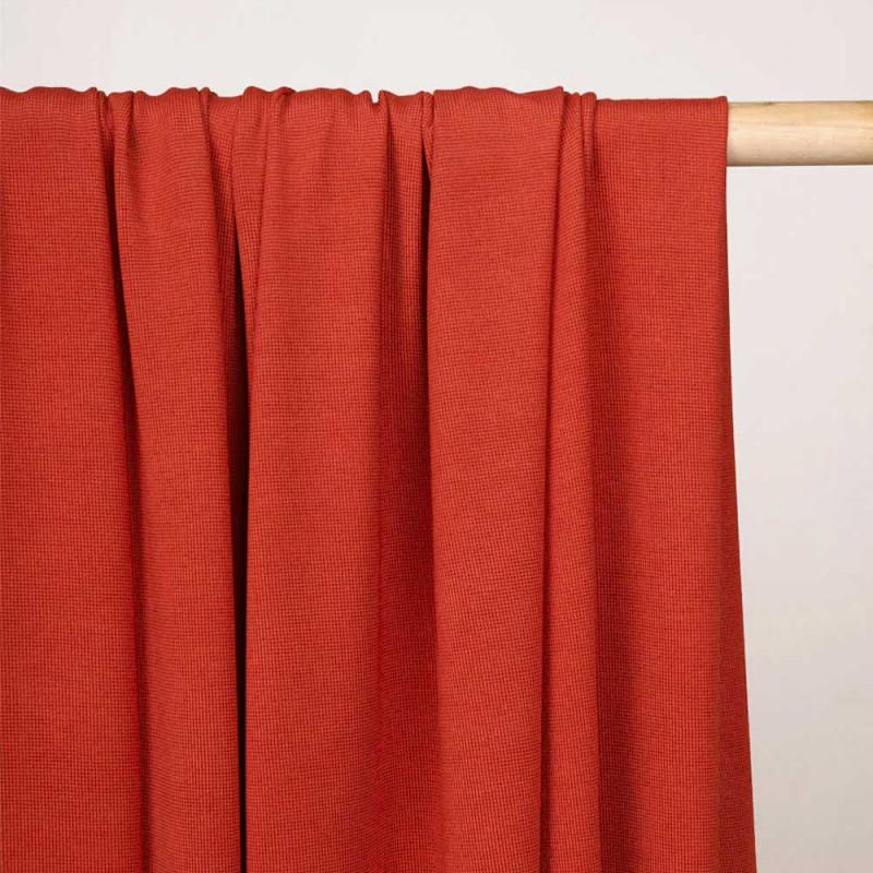 Tissu viscose maille jersey grenadine  - pretty mercerie - mercerie en ligne