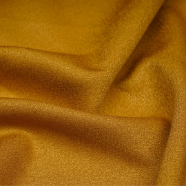 Tissu crêpe amber gold - Pretty Mercerie - mercerie en ligne