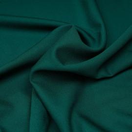 Tissu crêpe vert bayberry x 10 cm