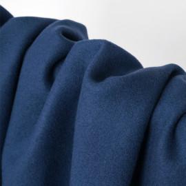 Tissu drap de laine blue ashes - pretty mercerie - mercerie en ligne