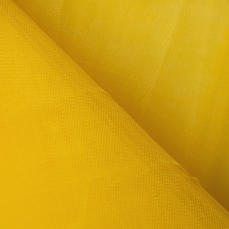 Tulle jaune extra Fin  x 10cm