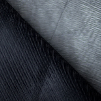 Tulle noir extra Fin x 10cm