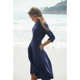 Robe Enor - patron de couture - pretty mercerie - mercerie en ligne