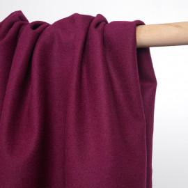 Tissu lainage beaujolais | Pretty Mercerie | Mercerie en ligne