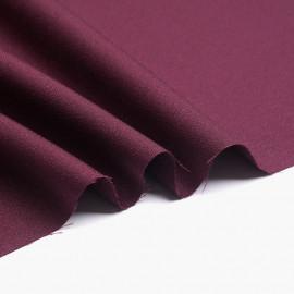 Tissu crêpe rhododendron | Pretty Mercerie | mercerie en ligne