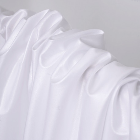 Tissu PUL imperméable Oeko-Tex blanc   Pretty Mercerie   mercerie en ligne