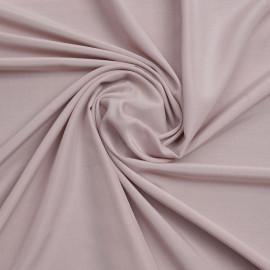 Tissu soie rose blush | Pretty Mercerie | mercerie en ligne