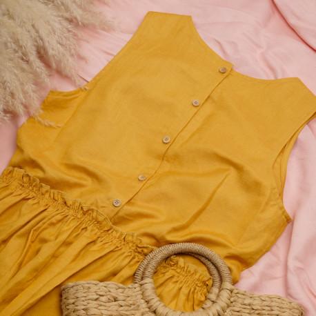 Robe Simply  | patron de couture robe Pretty Mercerie | mercerie en ligne
