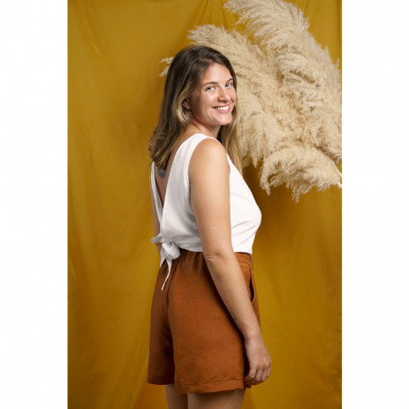 Short Loungy | patron de couture short Pretty Mercerie | mercerie ne ligne