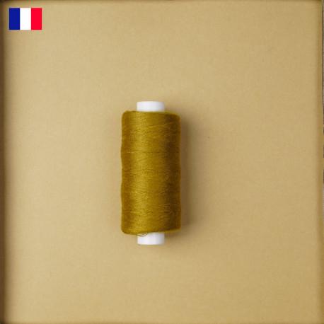 Fil à coudre harvest gold ténacité 500 m | fabrication française | pretty Mercerie | Mercerie en ligne