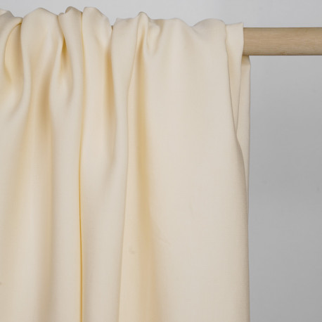 Tissu viscose Tencel et lin birch | Pretty Mercerie | Mercerie en ligne