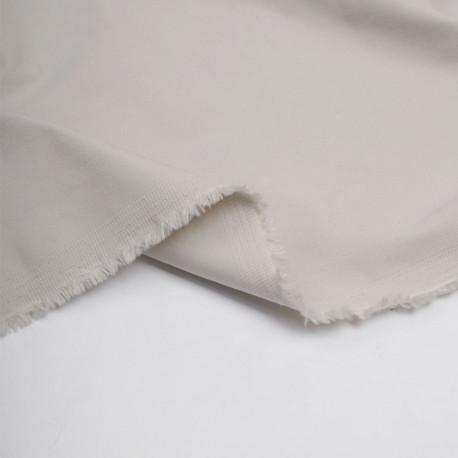 Tissu denim chino oatmeal - pretty mercerie - mercerie en ligne