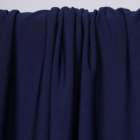 Tissu doublure maillot de bain bleu marine | Pretty Mercerie | Mercerie en ligne